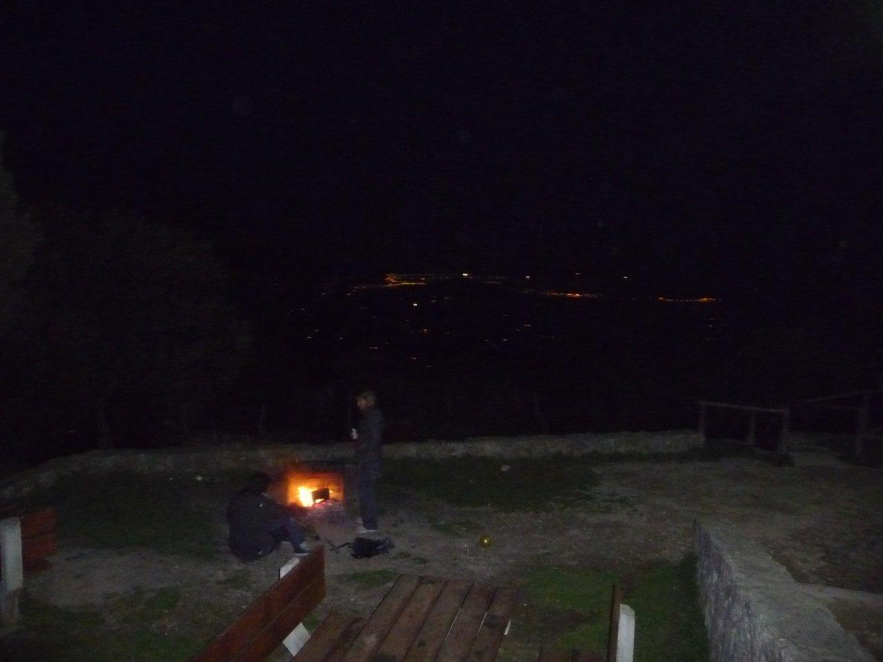 monastry puig maria night barbeque